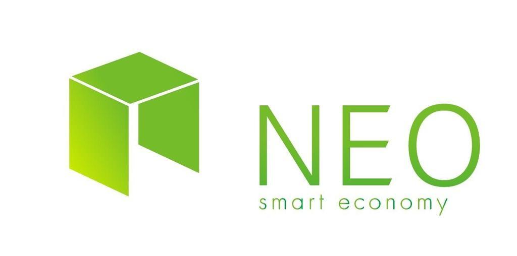 Logo NEO Organistation. Der NEO Coin