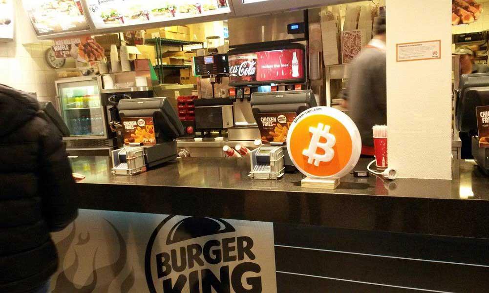 Der Fast-Food-Riese testet das Whoppercoin-Programm in Russland.
